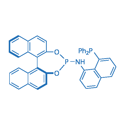 (11bS)-N-(8-(Diphenylphosphino)naphthalen-1-yl)dinaphtho[2,1-d:1',2'-f][1,3,2]dioxaphosphepin-4-amine