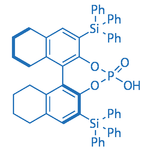 (11bS)-4-Hydroxy-2,6-bis(triphenylsilyl)-8,9,10,11,12,13,14,15-octahydrodinaphtho[2,1-d:1',2'-f][1,3,2]dioxaphosphepine 4-oxide