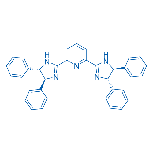 2,6-Bis((4S,5S)-4,5-diphenyl-4,5-dihydro-1H-imidazol-2-yl)pyridine