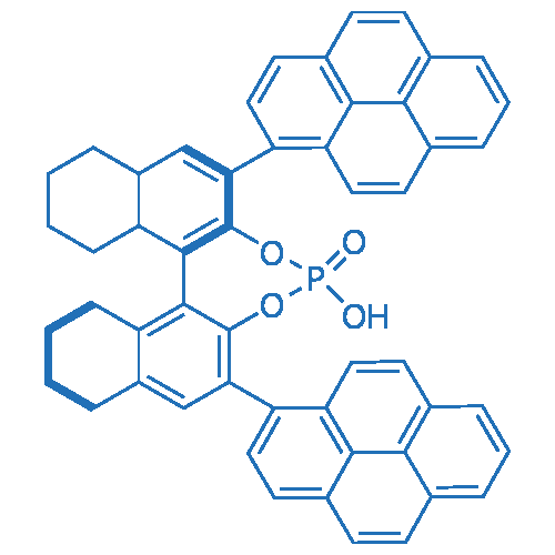 (11bR)-4-Hydroxy-2,6-di(pyren-1-yl)-8,9,10,11,12,13,14,15-octahydrodinaphtho[2,1-d:1',2'-f][1,3,2]dioxaphosphepine 4-oxide