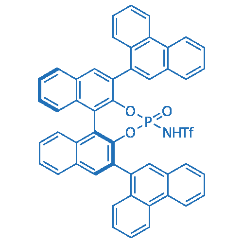 (11BS)-1,1,1-trifluoro-N-(4-oxido-2,6-di(phenanthren-9-yl)dinaphtho[2,1-d:1',2'-f][1,3,2]dioxaphosphepin-4-yl)methanesulfonamide