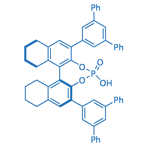 (11bS)-2,6-Di([1,1':3',1''-terphenyl]-5'-yl)-4-hydroxy-8,9,10,11,12,13,14,15-octahydrodinaphtho[2,1-d:1',2'-f][1,3,2]dioxaphosphepine 4-oxide