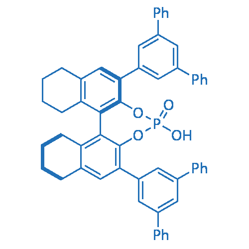(11bR)-2,6-di([1,1':3',1''-terphenyl]-5'-yl)-4-hydroxy-8,9,10,11,12,13,14,15-octahydrodinaphtho[2,1-d:1',2'-f][1,3,2]dioxaphosphepine 4-oxide