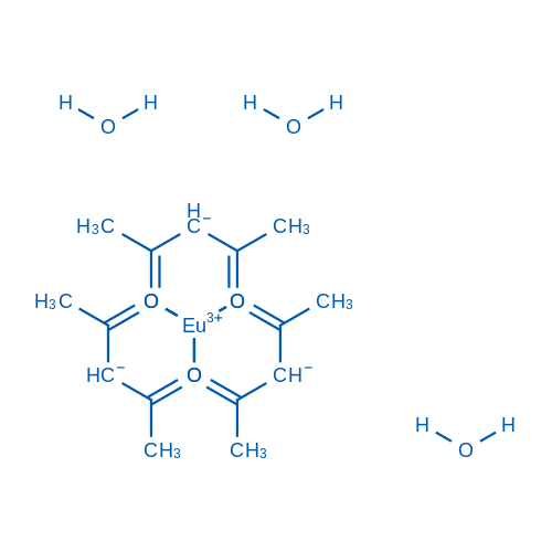 Tris(acetylacetonato)europium trihydrate