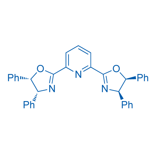 2,6-Bis((4R,5S)-4,5-diphenyl-4,5-dihydrooxazol-2-yl)pyridine