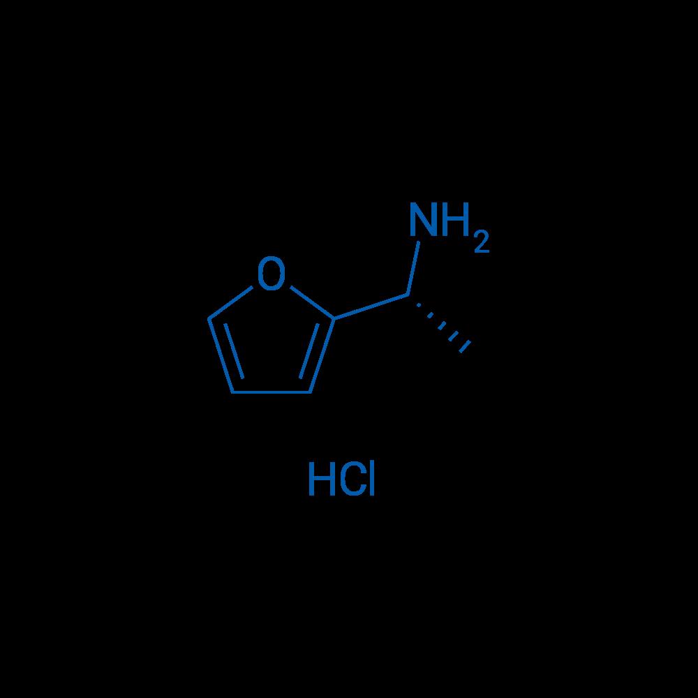 (R)-1-(Furan-2-yl)ethanamine hydrochloride