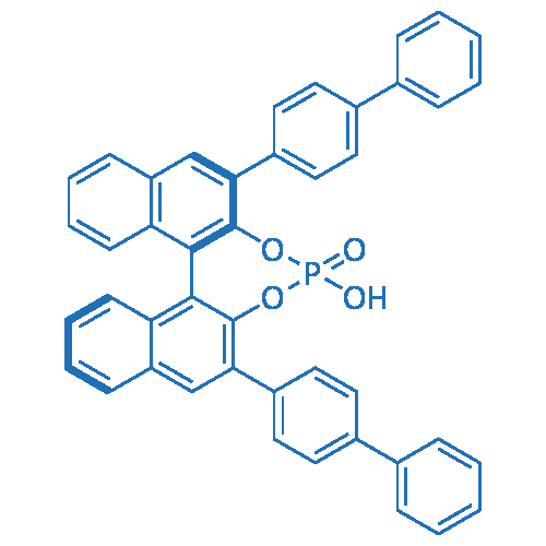 (11bR)-2,6-Di([1,1'-biphenyl]-4-yl)-4-hydroxydinaphtho[2,1-d:1',2'-f][1,3,2]dioxaphosphepine 4-oxide