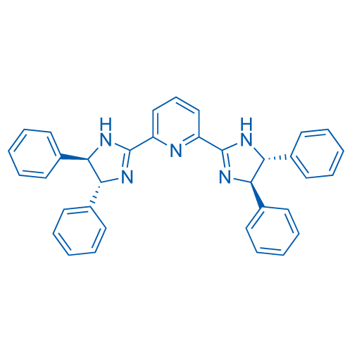 2,6-Bis((4R,5R)-4,5-diphenyl-4,5-dihydro-1H-imidazol-2-yl)pyridine