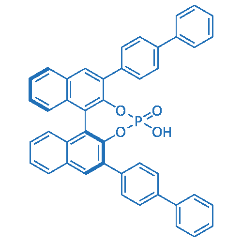 (11bS)-2,6-Di([1,1'-biphenyl]-4-yl)-4-hydroxydinaphtho[2,1-d:1',2'-f][1,3,2]dioxaphosphepine 4-oxide