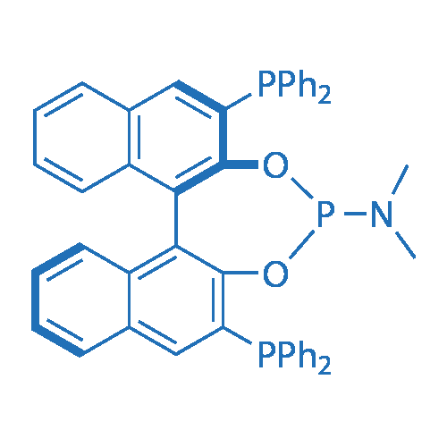 (11bR)-2,6-Bis(diphenylphosphino)-N,N-dimethyldinaphtho[2,1-d:1',2'-f][1,3,2]dioxaphosphepin-4-amine