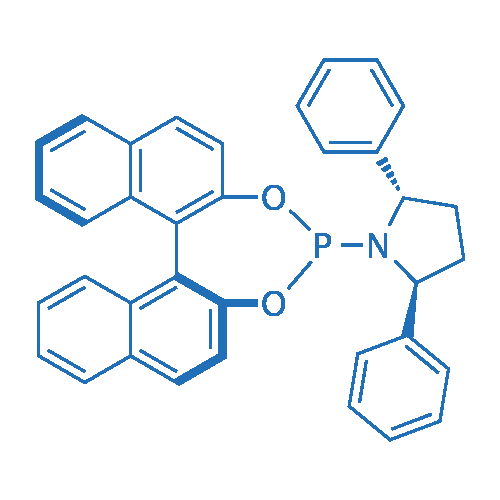 (11bS)-(2S,5S)-1-(Dinaphtho[2,1-d:1',2'-f][1,3,2]dioxaphosphepin-4-yl)-2,5-diphenylpyrrolidine