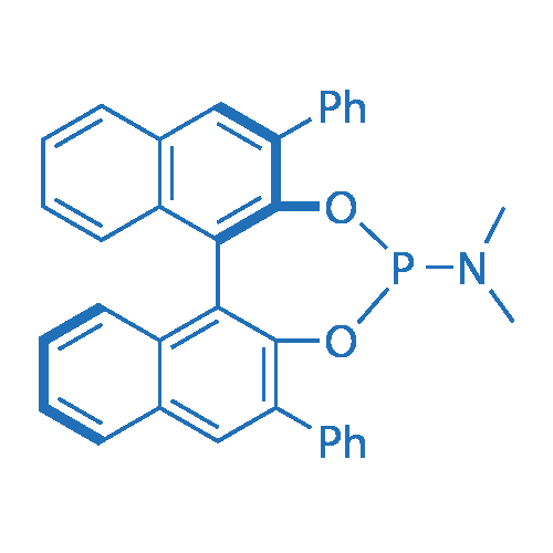 (11bR)-N,N-Dimethyl-2,6-diphenyldinaphtho[2,1-d:1',2'-f][1,3,2]dioxaphosphepin-4-amine