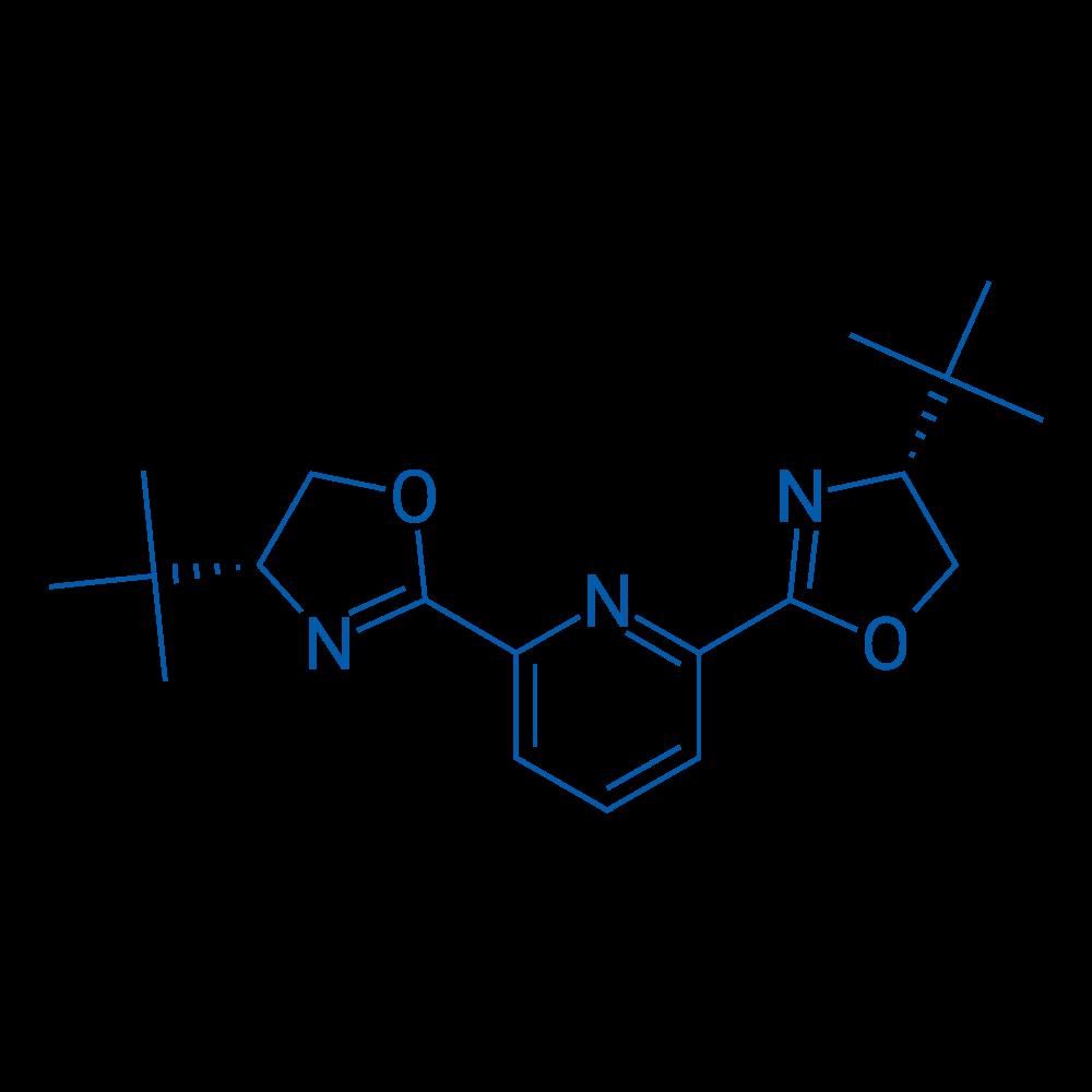 2,6-Bis((R)-4-(tert-butyl)-4,5-dihydrooxazol-2-yl)pyridine