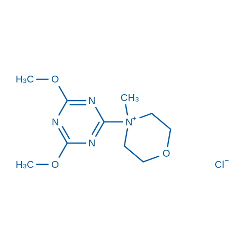 4-(4,6-Dimethoxy-1,3,5-triazin-2-yl)-4-methylmorpholin-4-ium chloride