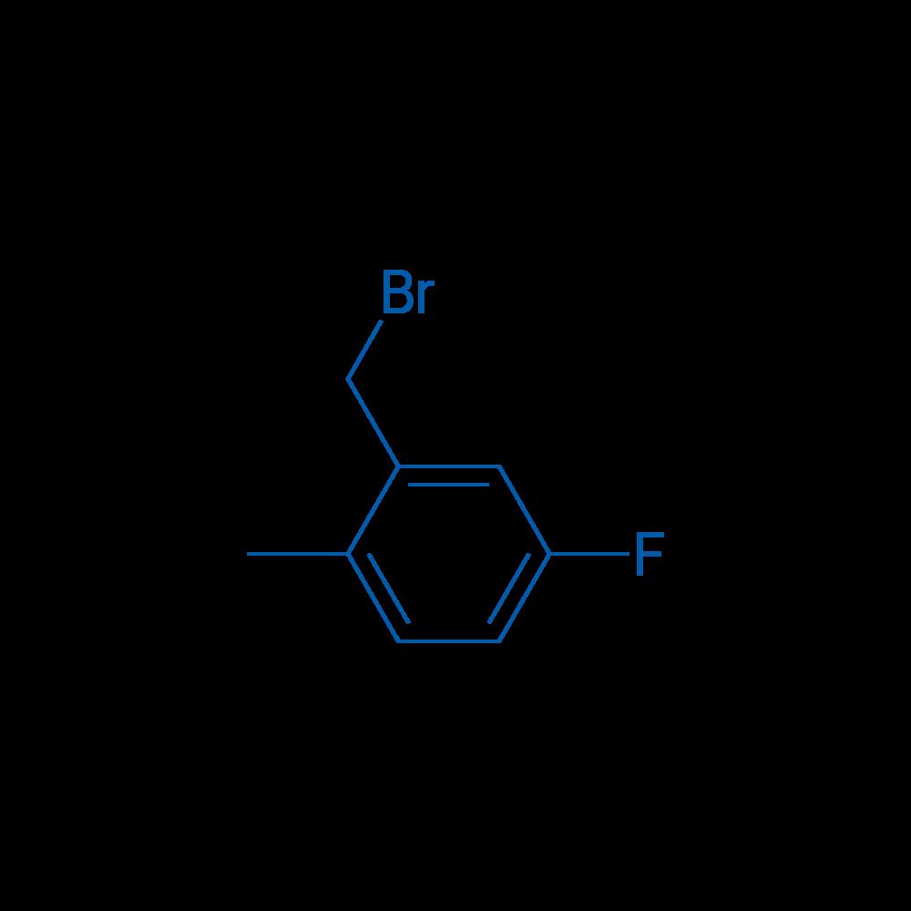 2-(Bromomethyl)-4-fluoro-1-methylbenzene