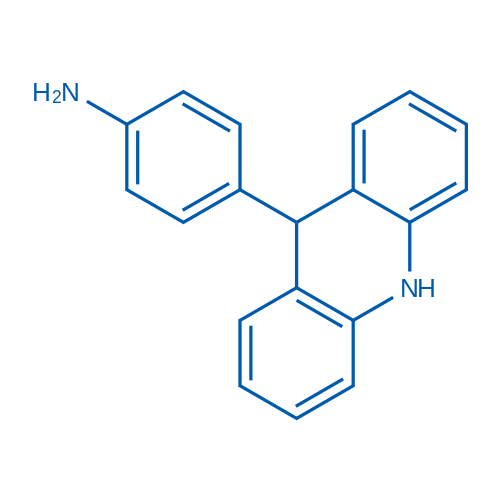 4-(9,10-Dihydroacridin-9-yl)aniline