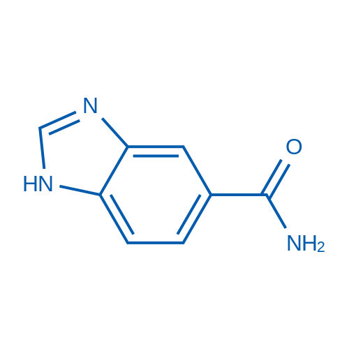 1H-Benzo[d]imidazole-6-carboxamide