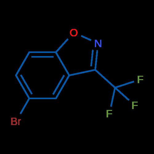 5-Bromo-3-(trifluoromethyl)benzo[d]isoxazole