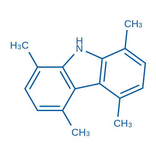 1,4,5,8-Tetramethyl-9H-carbazole