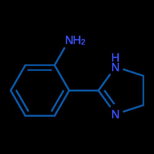 2-(4,5-Dihydro-1H-imidazol-2-yl)aniline