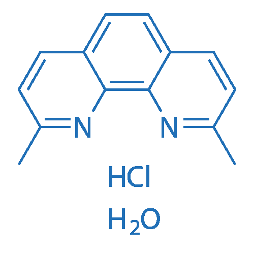 2,9-Dimethyl-1,10-phenanthroline hydrochloride hydrate