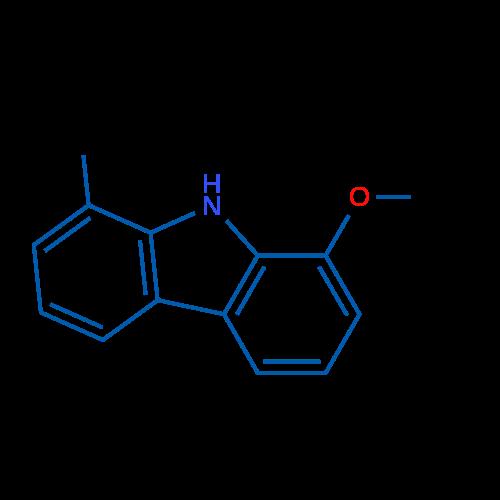 1-Methoxy-8-methyl-9H-carbazole