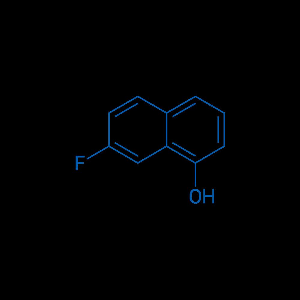 7-Fluoronaphthalen-1-ol