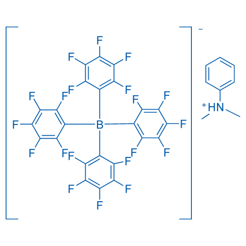 N,N-Dimethylbenzenaminium tetrakis(perfluorophenyl)borate